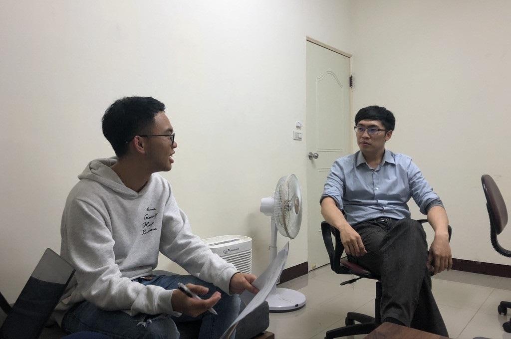 回應生命的呼喚 — 專訪李朕嘉命理師